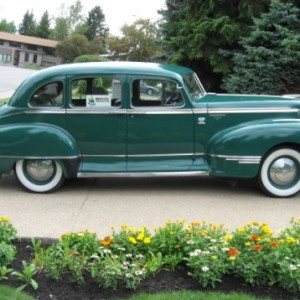 1946 Hudson Commodor Six