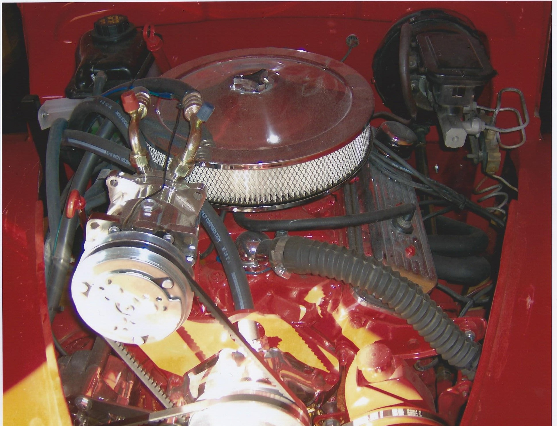 41 Willys Engine