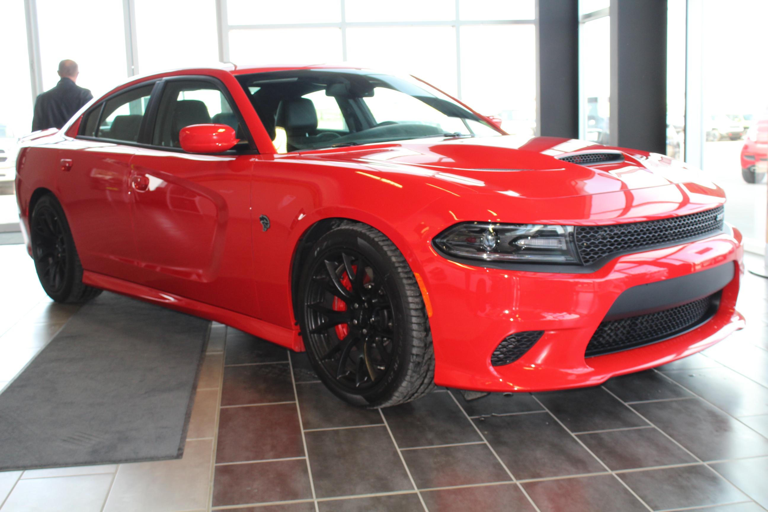dodge hellcat for sale alberta 2015 Dodge Charger Hellcat - Okotoks Collector Car