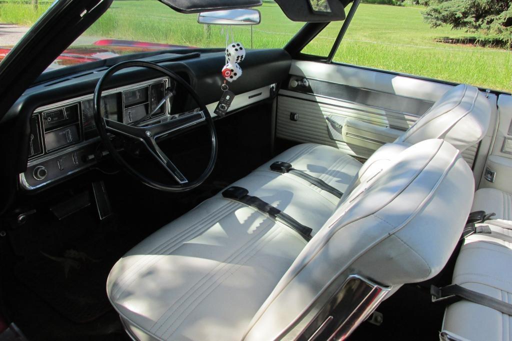 1968 Buick Wildcat Convertible – Okotoks Collector Car