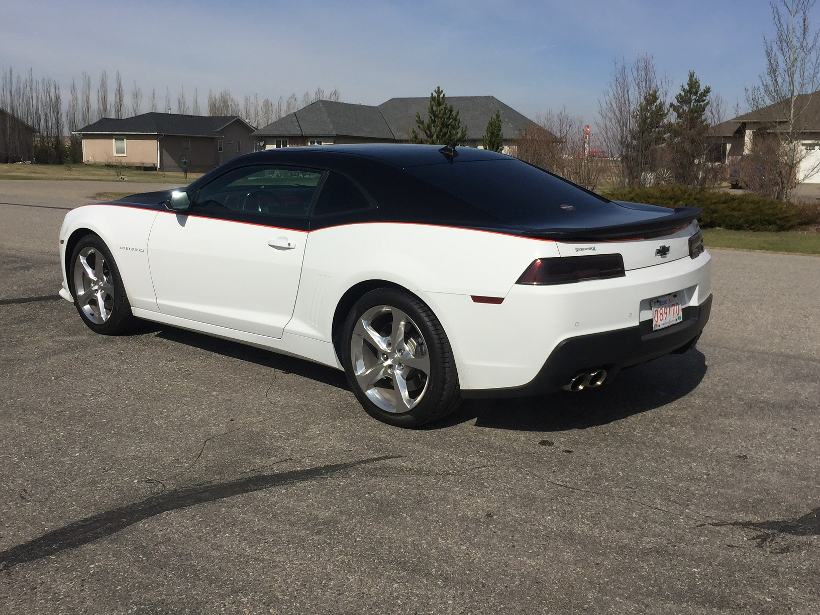 2015 Chevy Camaro SS 2SS – Okotoks Collector Car
