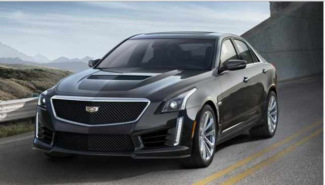 2017-Cadillac-CTS-V-Sport-New-Design-Front-Grille-Images