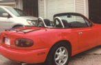 1990 Mazda Miata NO RESERVE