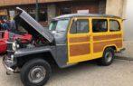 1955 Willys Wagon  2 Door 4X4 Woody
