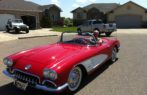 1960 Chevrolet Corvette Resto Mod