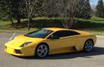 2003 Lamborghini Murcielago 6 Spd Manual