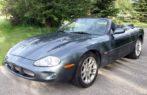 2000 Jaguar XKR Roadster