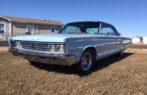 1966 Chrysler Windsor Two Door Hardtop