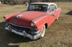 1956 Ford Fairlane Sunliner Convertible Project