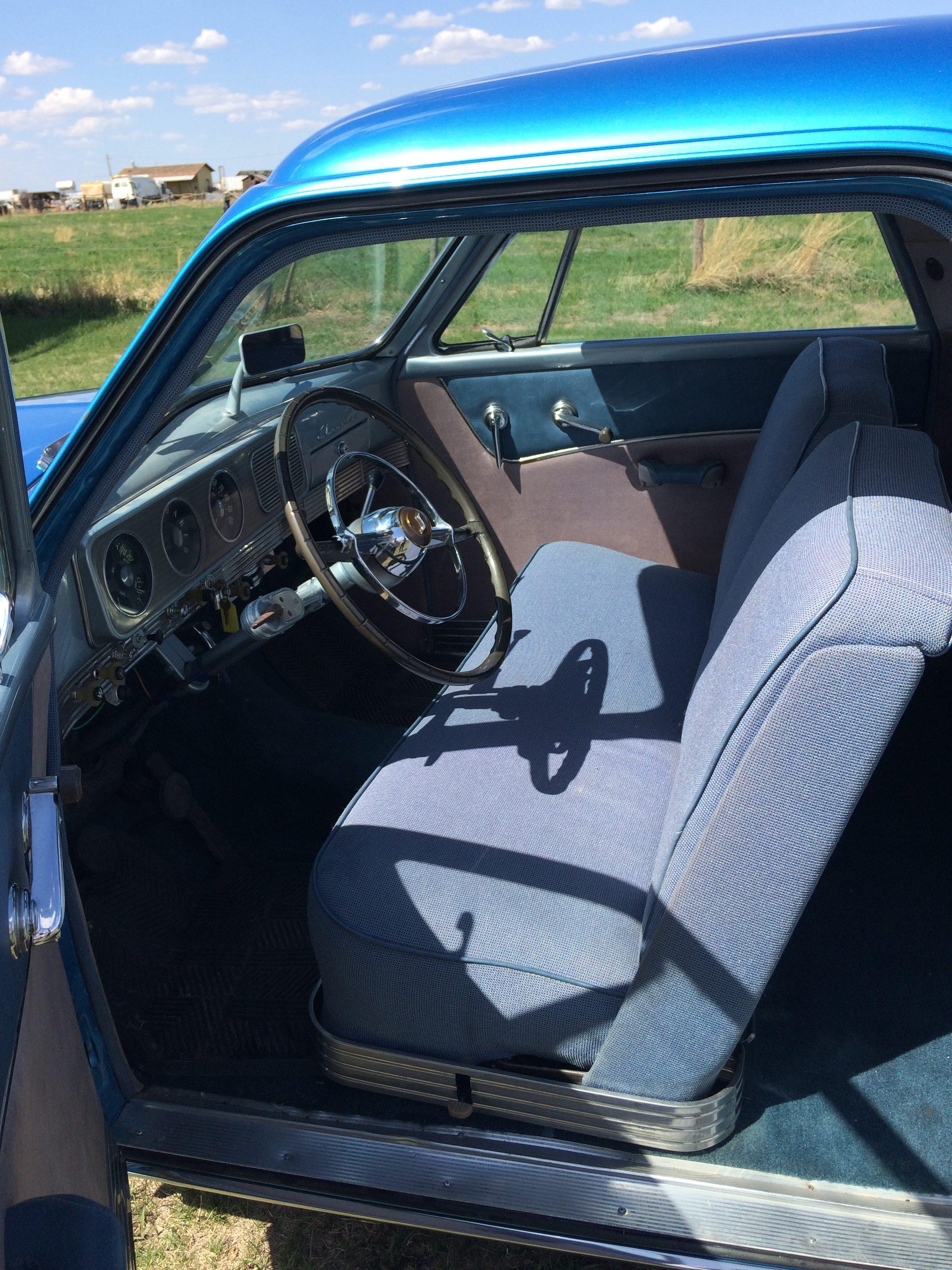 Studebaker-Driver-Interior