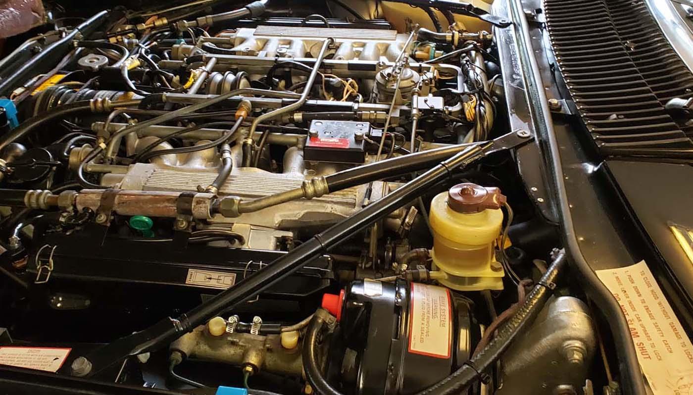 Jag-motor