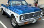 1972 Chevrolet Cheyenne Super – Custom Camper