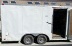 2012 Cargo Mate 18 Foot Trailer