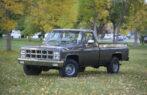 1982 GMC 1500 4×4