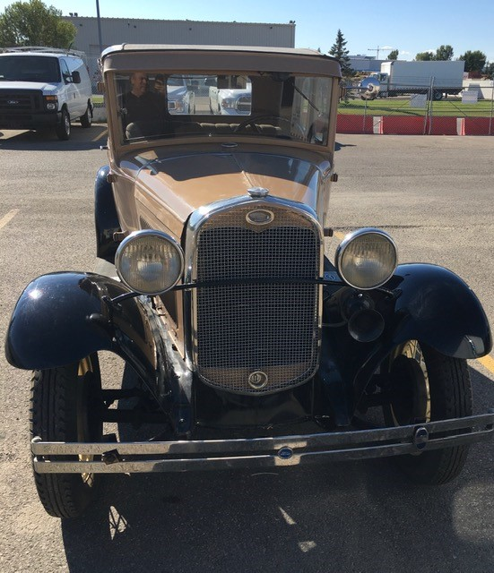 1931-Ford-Model-A-Cpe-Front